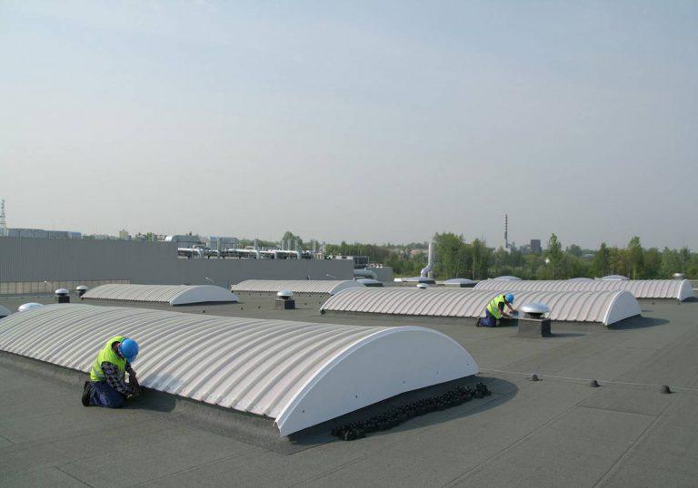 cintralux op dak